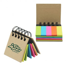 Eco Sticky Notes Ring Pad