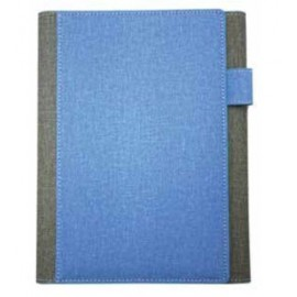 PU Finest 3 Fold Wire-O Notebook